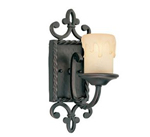 Iron Light Fixtures